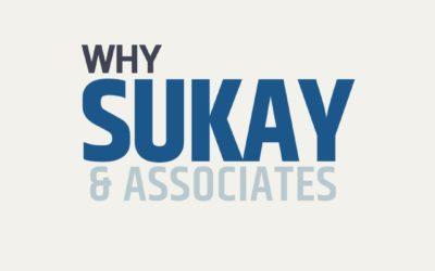 Choosing an Advisor: Sukay & Associates difference